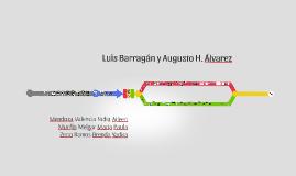 Luis Barragán y Augusto H. Álvarez