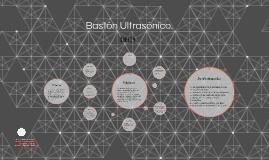 Copy of Bastón Ultrasónico.