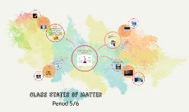 Class States of matter
