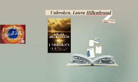 Copy of Unbroken, Laura Hillenbrand