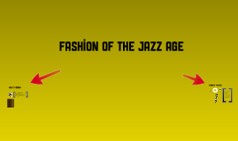 Copy of Fashion of the Jazz Age