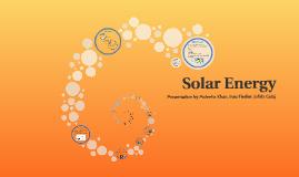 Solar Energy Environment Presentation