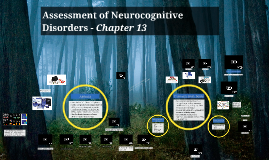 Assessment of Neurologically Based Communicative Disorders