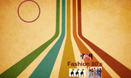 Fashion 80's