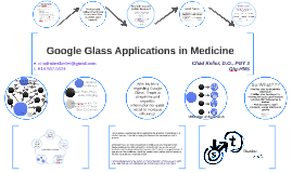 Google Glass Applications in Medicine