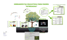 """HERRAMIENTAS EDUCATIVAS PARA PADRES """"ESTRESADOS"""""""