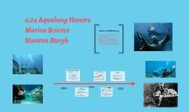 6.04 Honors Aqualung