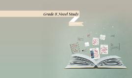 To Kill a Mockingbird: Grade 8 Novel Study