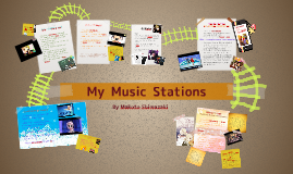 My Music Stations