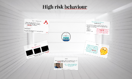High risk, anti-social behaviour & the law