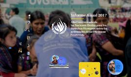 Informe anual 2017