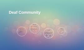 Deaf Community
