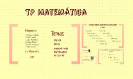 Copy of TP Matemática