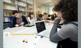 Sorbonne Nouvelle University - Research in humanities