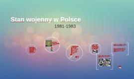 Stan wojenny w Polsce