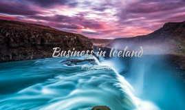 Business in Iceland