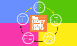 Lincoln Center Film Society