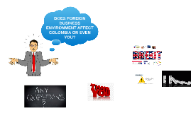 FOREIGN BUSINESS ENVIRONMENT