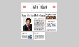 Copy of Justin Trudeau