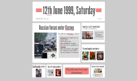 12 June 1999, Saturday