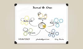 White Board Prezumé by Samuel Chen