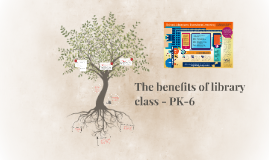The benefits of library class - PK-6