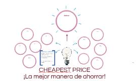 CHEAPEST PRICE