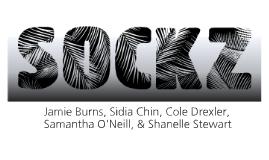 Jamie Burns, Cole Drexler, Mel King, Samantha O'Neill, & Sha