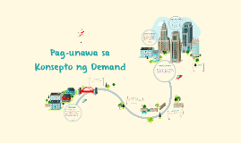 Copy of Pag-unawa sa Konsepto ng Demand