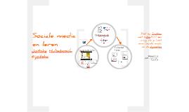 Sociale media & leren