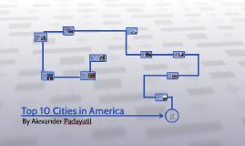 Top 10 Cities in America