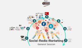 Social Media Marketing - General Session at IRC Egypt