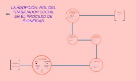 Copia de LA ADOPCIÓN: ROL DEL TRABAJADOR SOCIAL EN EL PROCESO DE IDON