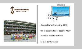 Copy of Copy of CRUCERO CARMELITA 2015