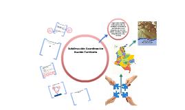 Planeaciòn Estratègica - Subdirecciòn Coordinaciòn Naciòn Territorio