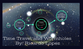 Time Travel and Wormholes