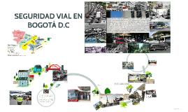 SEGURIDAD VIAL EN BOGOTÁ D.C