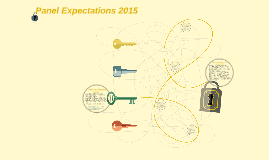 Panel Expectations 2015