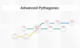 Copy of Advanced Pythagoras: