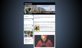 Fakebook: Peter the Great