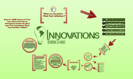 Innovations Toolkit