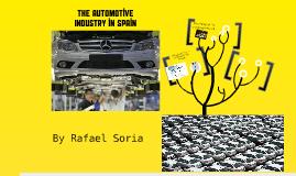 Copy of Automotive Industry in Spain