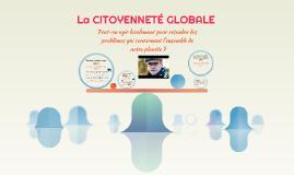 La citoyenneté globale