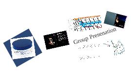 Group Presenation