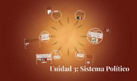 Unidad 3 (2): Sistema Político