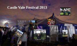 Community Work: Castle Vale Festival 2013
