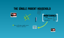 Copy of The Single Parent House-hold