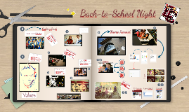 Copy of Copy of Back-to School Night (2013)