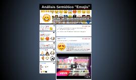 "Análisis semiótico ""Emojis"""