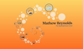 Mathew Reynolds